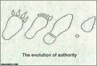 Authority's Evolution