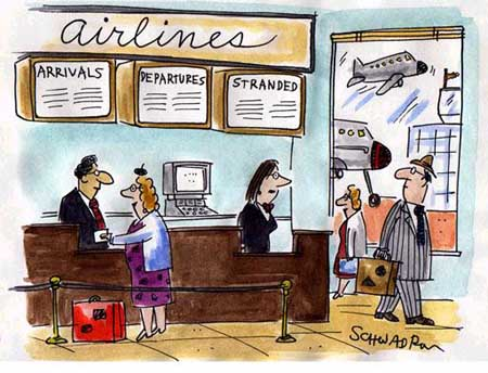 New Airline Terminals
