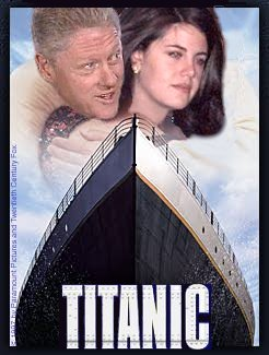 Clinton on the Titanic