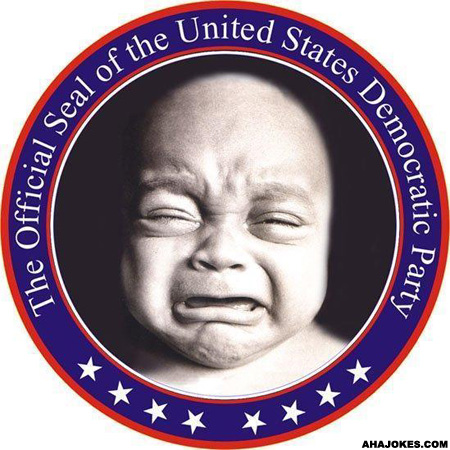 New Democratic Seal
