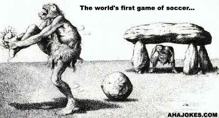The first ball game invented