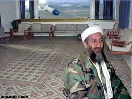 of usama bin laden jokes. Osama Bin Laden