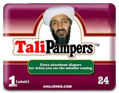 Taliban Pampers
