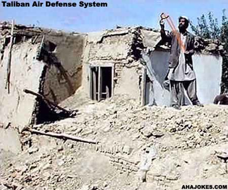 Taliban Air Defense