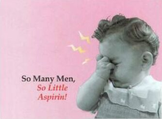 The lack of aspirin