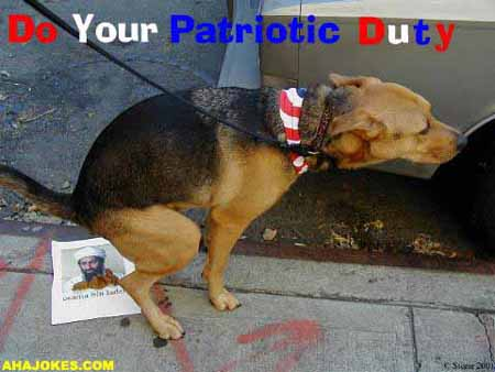 Your Patriotic Duty