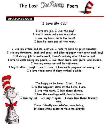 Lost Dr. Seuss