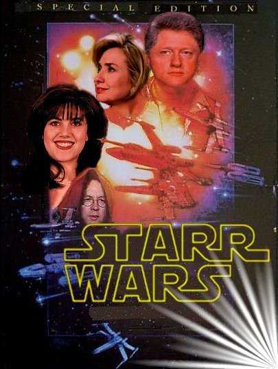 The new Starr Wars