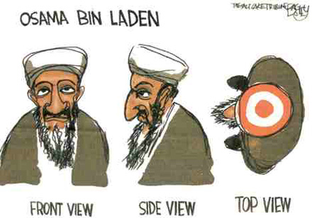 Osama's New Pictures