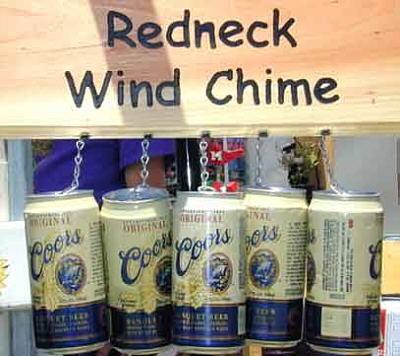 Redneck Wind Chime
