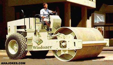 The MS Windozer